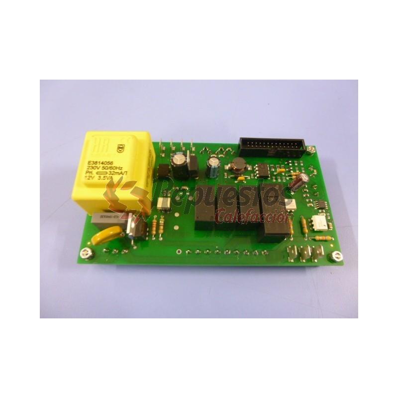 Placa electronica domusa sirena mcf evolution v 3 0 2 - Placas electricas calefaccion ...