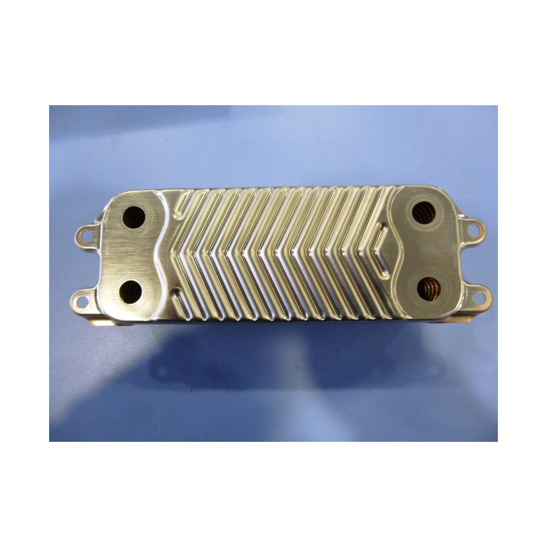 Intercambiador 20 placas repuestos calefaccion - Placas ceramicas calefaccion ...
