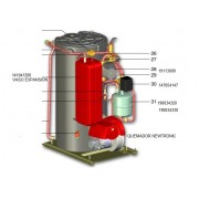 Gavina confort gti 20 sp repuestos calefaccion for Bomba de calefaccion roca