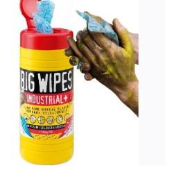 TOALLITAS LIMPIA-TODO  BIG WIPES ( 80 UNIDADES)