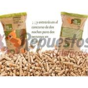PALET PELLES  70 SACOS  VEGETALES DE 15 KG EN-14961-2