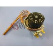 TR2 0/ 90ºC 6,5x 95mm. 2000mm. +boton+embellecedor IMIT