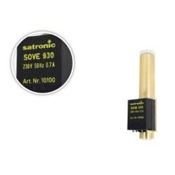 PREHEATER SATRONIC SOVE 930 160W 230V. 50HZ 0.7 A.