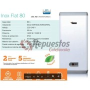 TERMO WESEN INOX FLAT 80