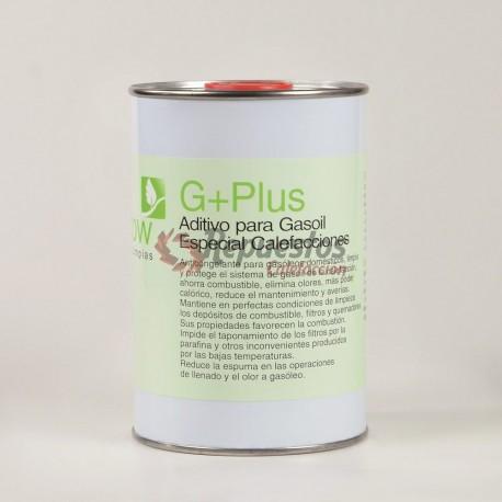 G+PLUS Aditivo para gasoil, especial calefacciones ( 1 LITRO)