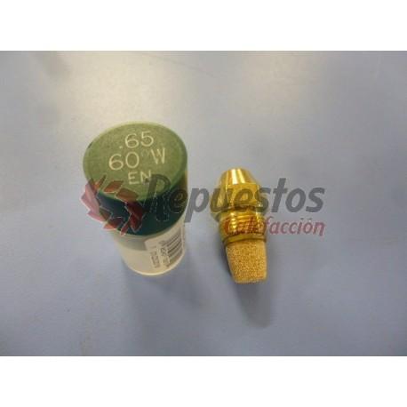 CHICLER DELAVAN 60º  0,65 GALONES