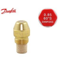 0,85 G 60ºS  OIL NOZZLE DANFOSS