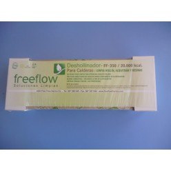 CARTUCHO DESHOLLINADOR FREEFLOW 350 10 UNIDADES